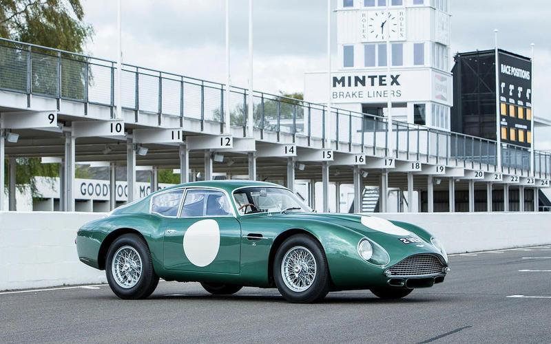 Aston Martin DB4 GT Zagato M