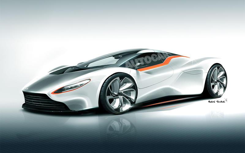 2022: Aston Martin V8
