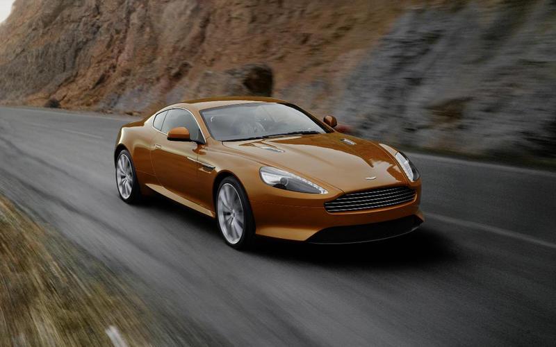 Aston Martin Virage (2011-2012)