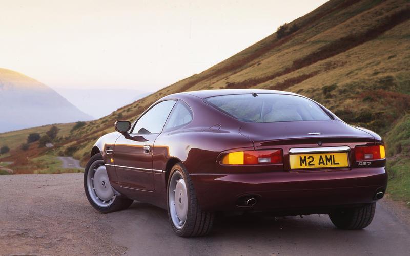 Db7 The Car That Saved Aston Martin Autocar