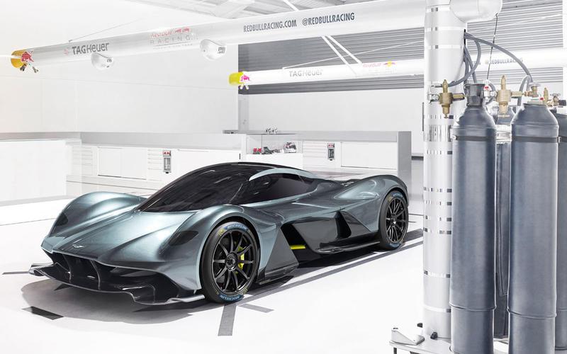 2019: Aston Martin Valkyrie