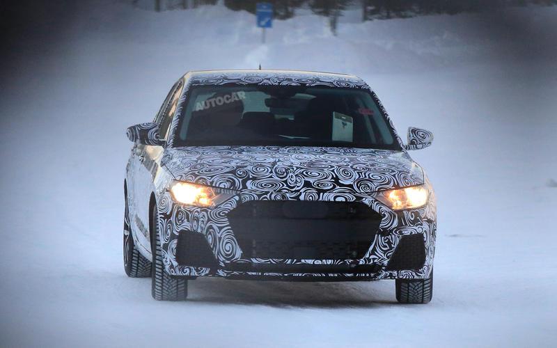 2018: Audi A1