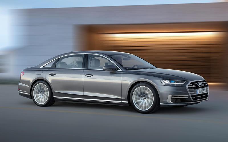 DECEMBER: Audi A8