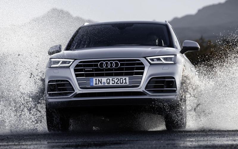 2018: Audi Q3