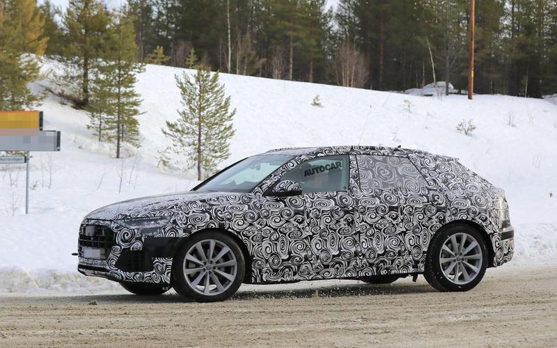 2018: Audi Q8