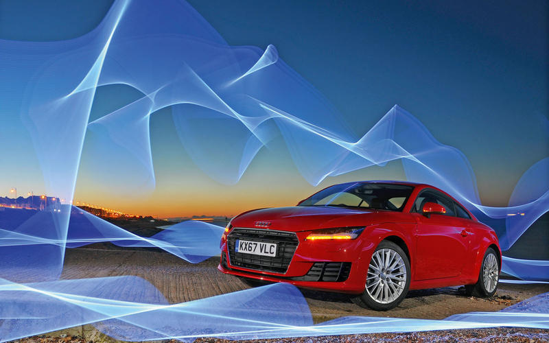 Audi TT best coupé 2018