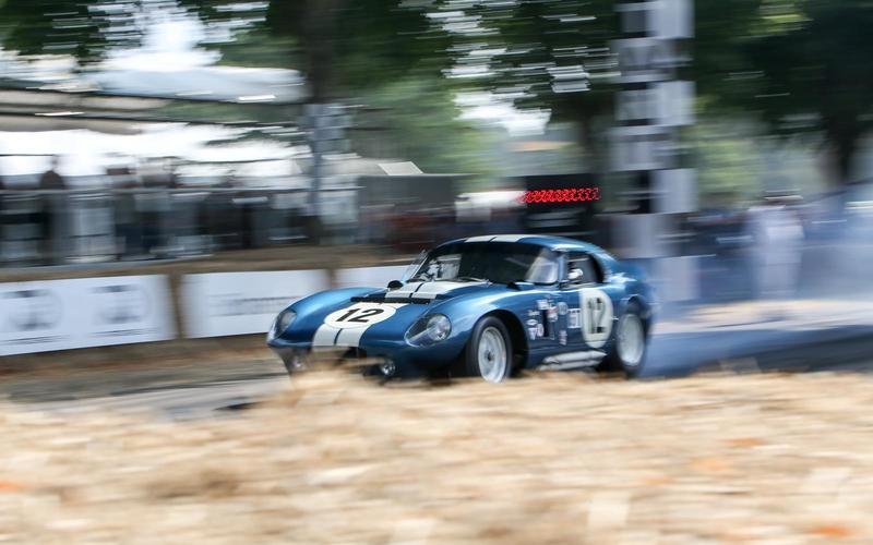 Shelby American Cobra Daytona Coupe
