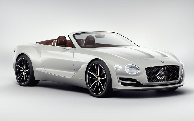 2018: Bentley Continental GTC