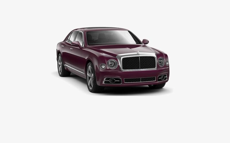 Bentley Mulsanne Speed (bad)