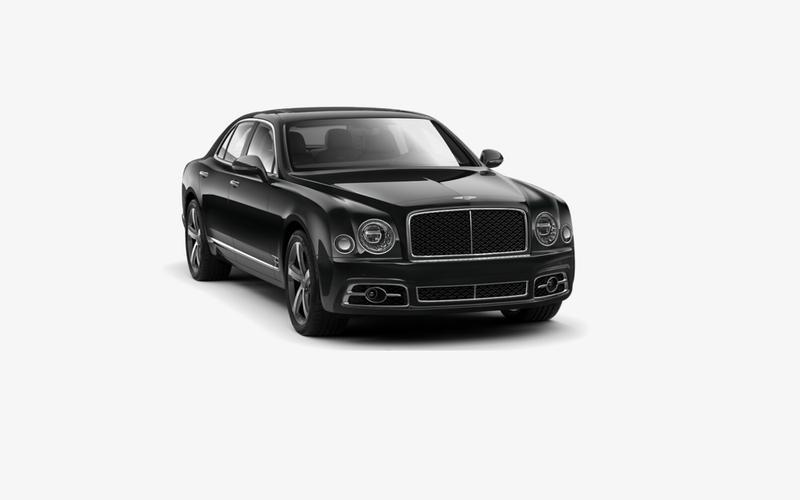 Bentley Mulsanne Speed (good)