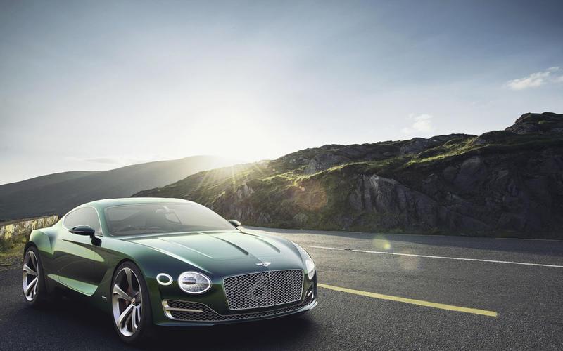 2021: Bentley Barnato