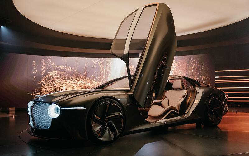 Bentley EXP 100 GT (2019)