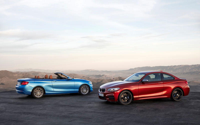 OCTOBER: BMW 2 Series