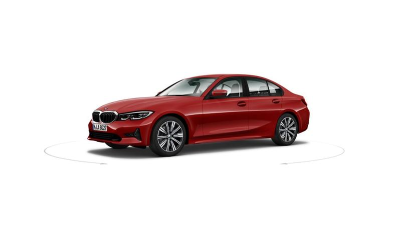 BMW 3 Series (good)