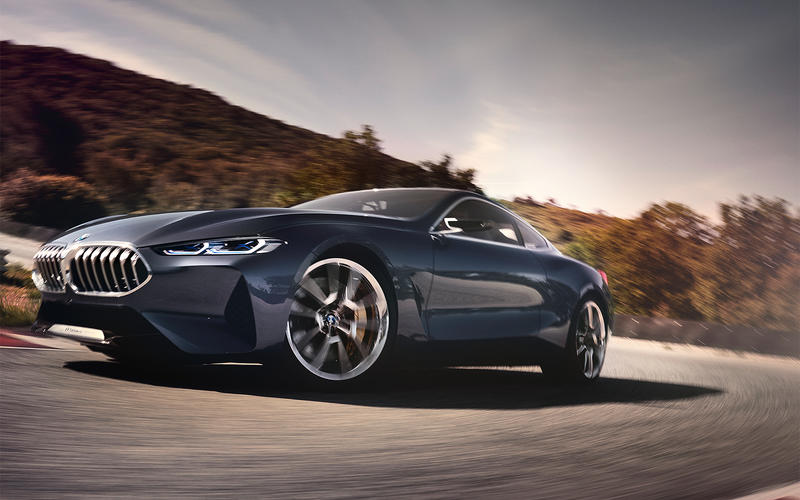 2020: BMW 8 Series
