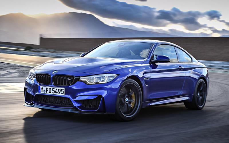 AUGUST: BMW M4 CS