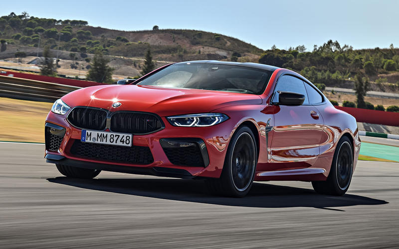 BMW M8 & M8 Competition