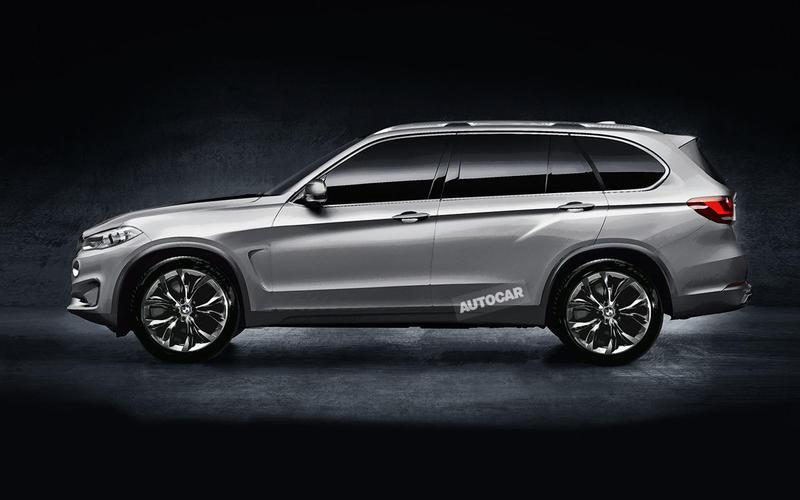2018: BMW X7
