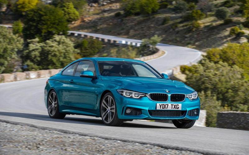 2020: BMW 4 Series Coupé & Convertible