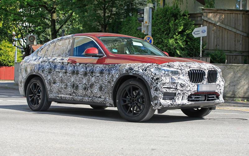2018: BMW X4