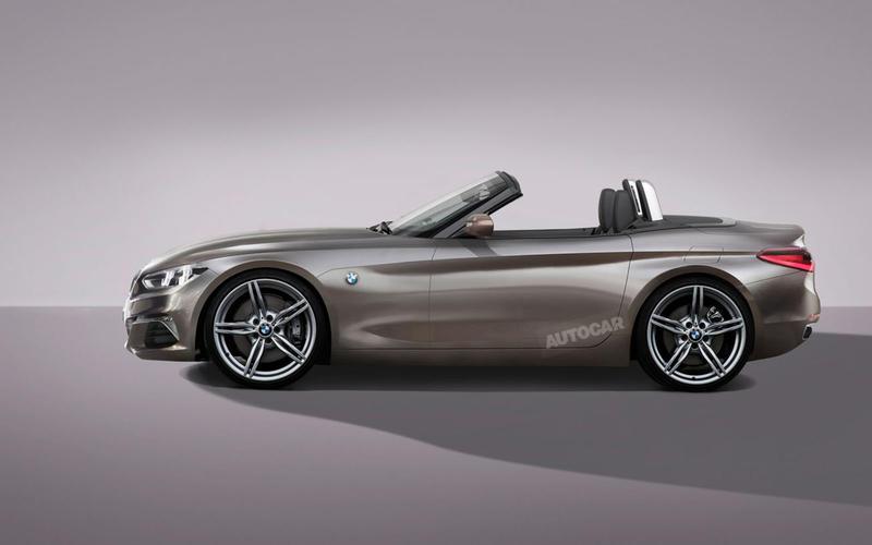 2018: BMW Z5
