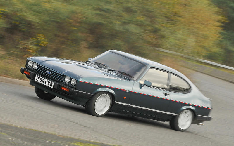 It's more than three decades since the Ford Capri went out of production, but these are still some of the most sought after classics ever created.