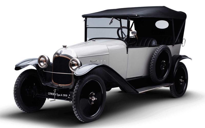 Citroën Type A