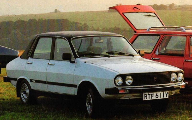 Dacia Denem