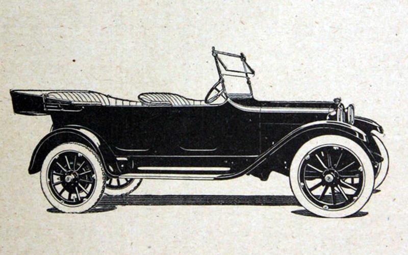 1920 Dodge
