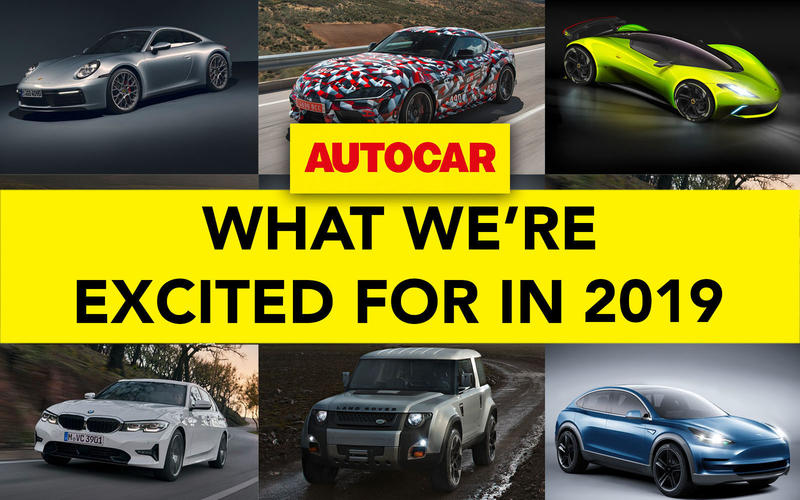 What are we excited about in 2019?
