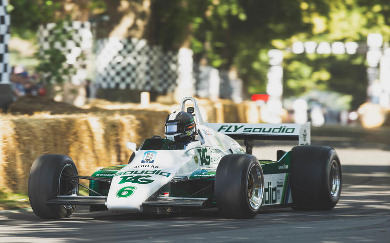 Williams-Ford FW08 (1982)