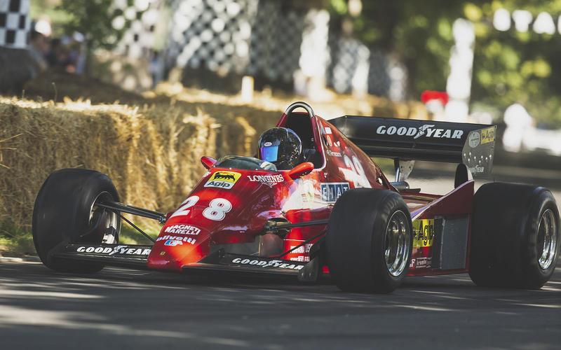 Ferrari 126 (1983)