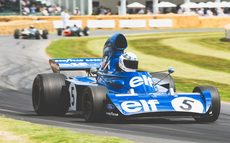 Tyrrell-Ford 006 (1973)