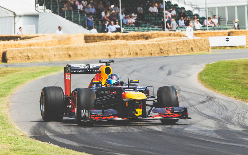Red Bull Racing RB8 (2012)