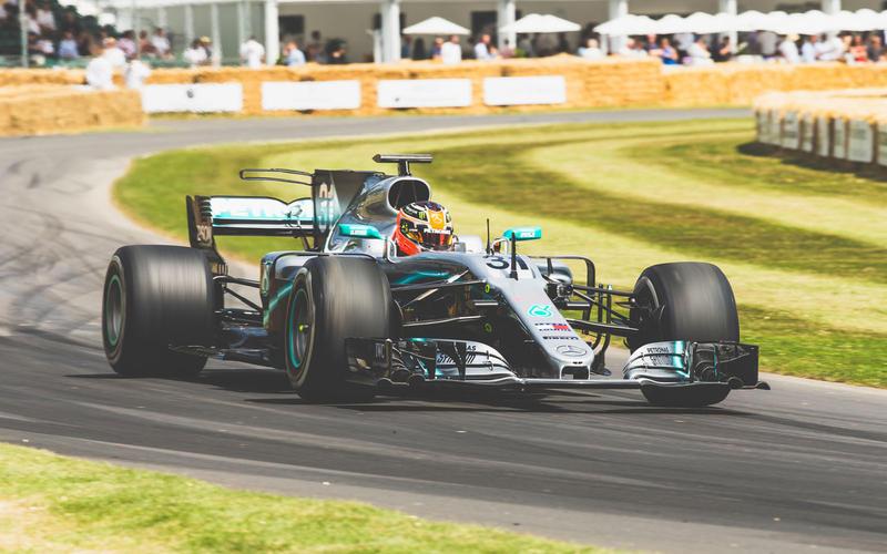 Mercedes AMG F1 W08 EQ (2017)