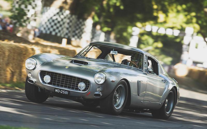 Ferrari 250 GT SWB, 1953-1964
