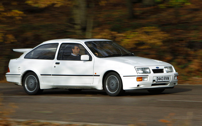 FORD SIERRA RS COSWORTH (1986):