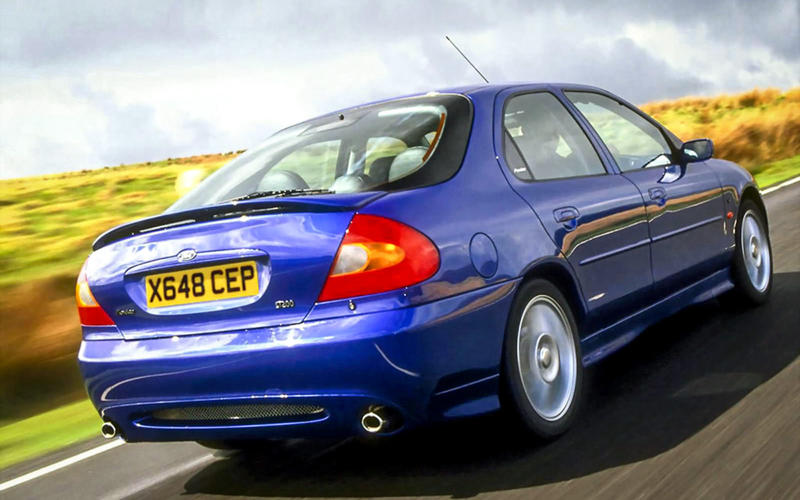 FORD MONDEO ST24 (1999):