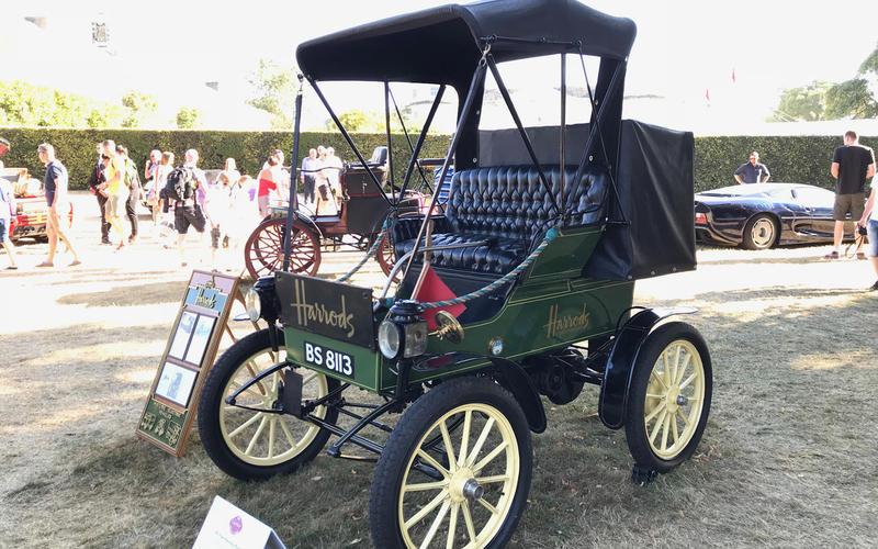 Pope Waverley Model 22