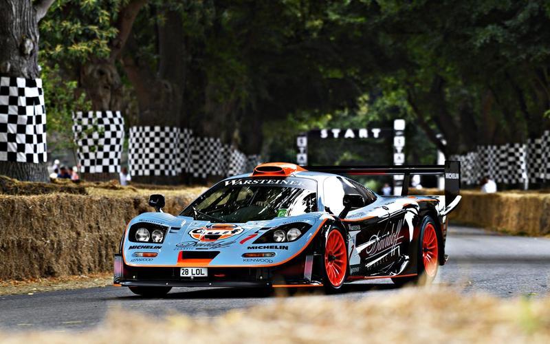 McLaren F1 GTR Long Tail
