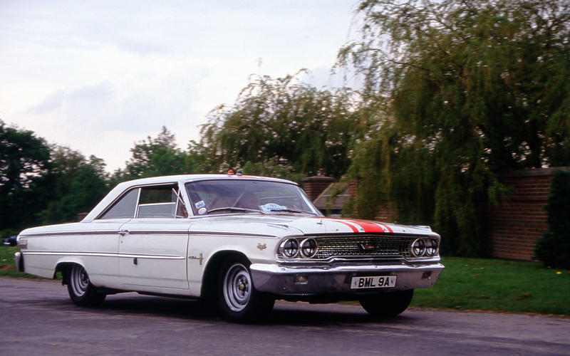 Ford Galaxie - static front