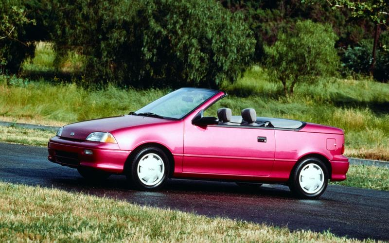 Suzuki Cultus/Swift (1983)