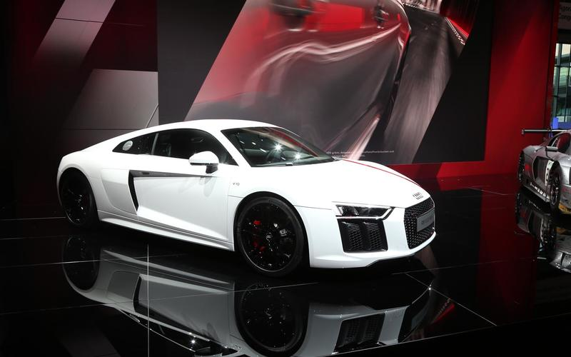 Revealed for the first time, the new Audi R8 V10 RWS