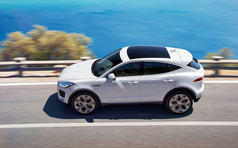 NOVEMBER: Jaguar E-Pace
