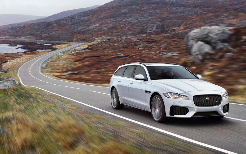AUGUST: Jaguar XF Sportbrake