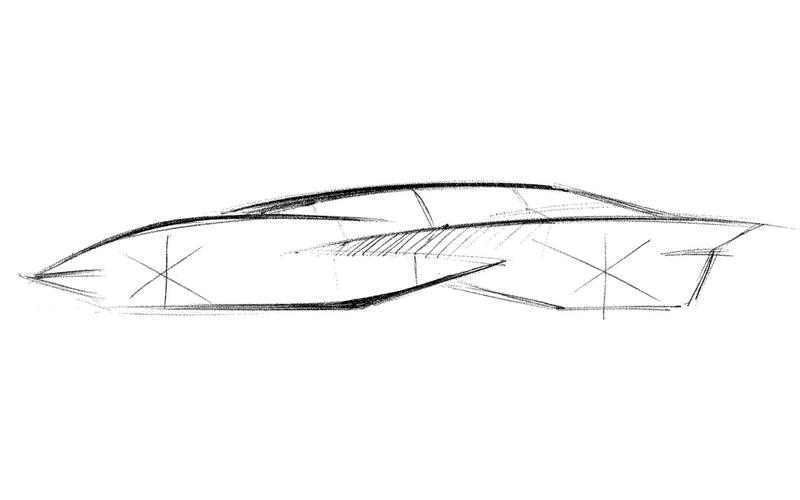 Geneva gallery: new Aston Martin Lagonda electric saloon