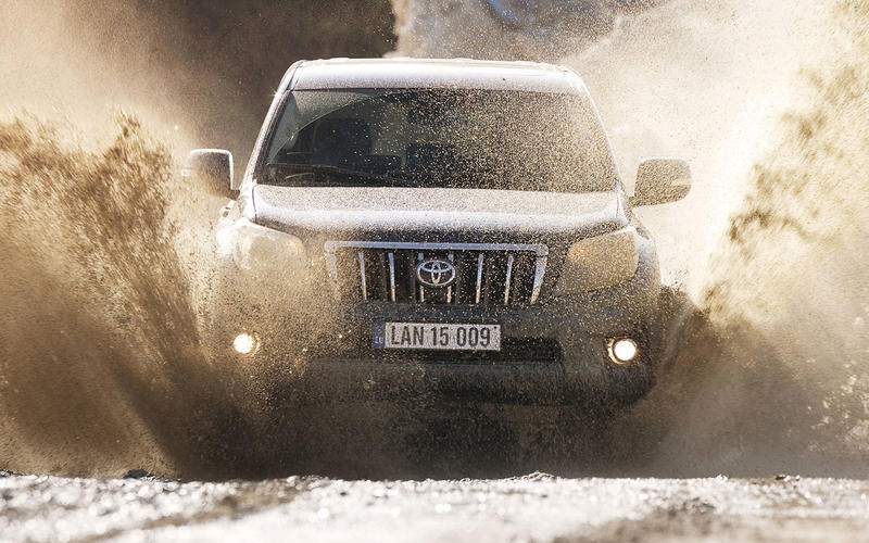 From Beverly Hills to Burkina Faso, the Toyota Land Cruiser has seen it all.
