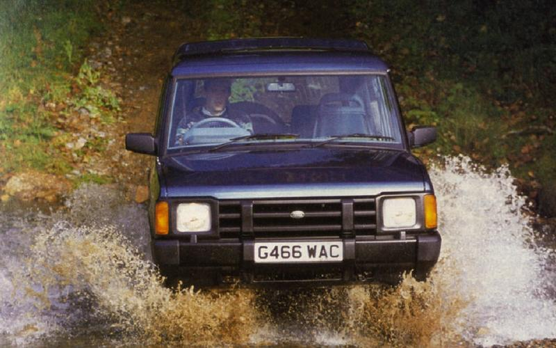 Autocar's first road test (1989)