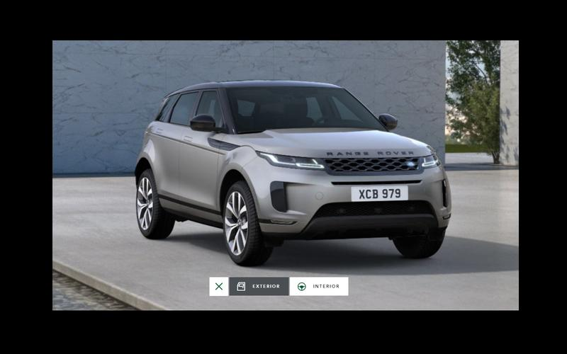 Land Rover Range Rover Evoque (bad)