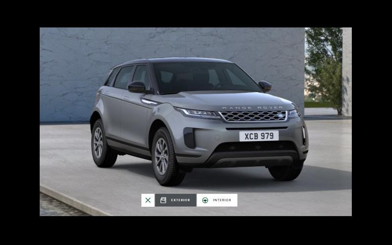 Land Rover Range Rover Evoque (good)